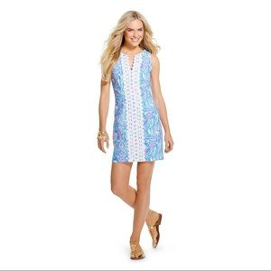 Women's My Fans Shift Mini Dress - Lilly Pulitzer